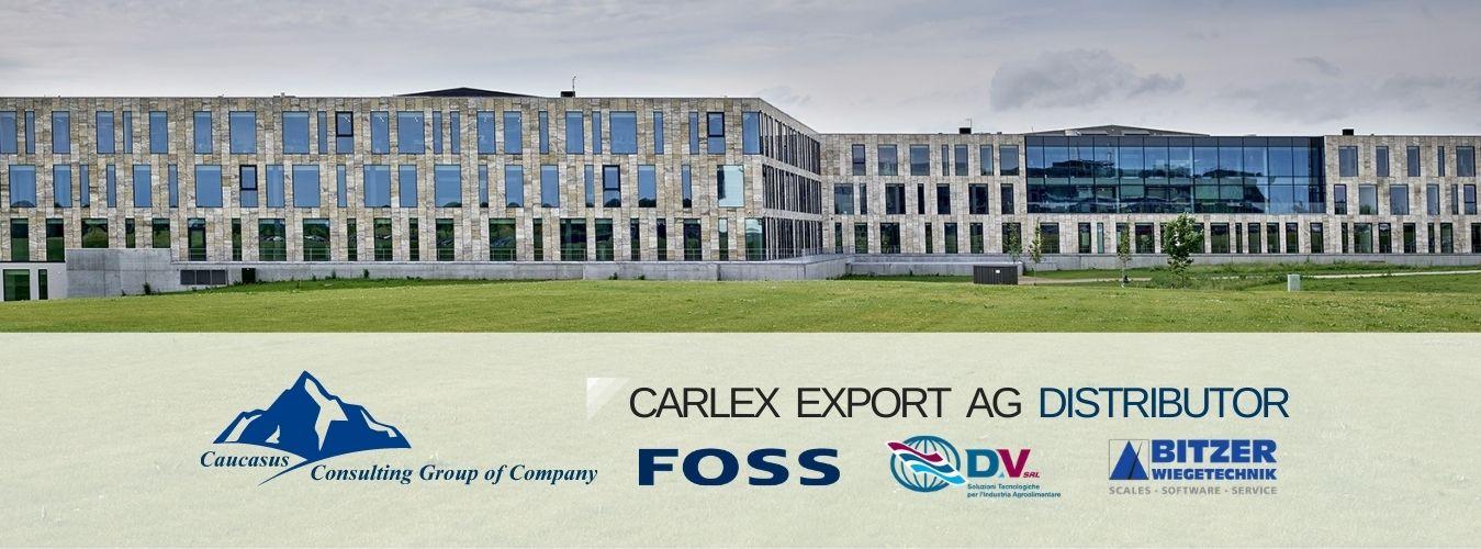 Carlex Export AG Distributorluğu